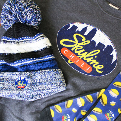 Skyline Gear, Hat Tie and Shirts