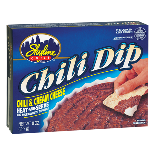 Frozen Chili Dip 8 oz.