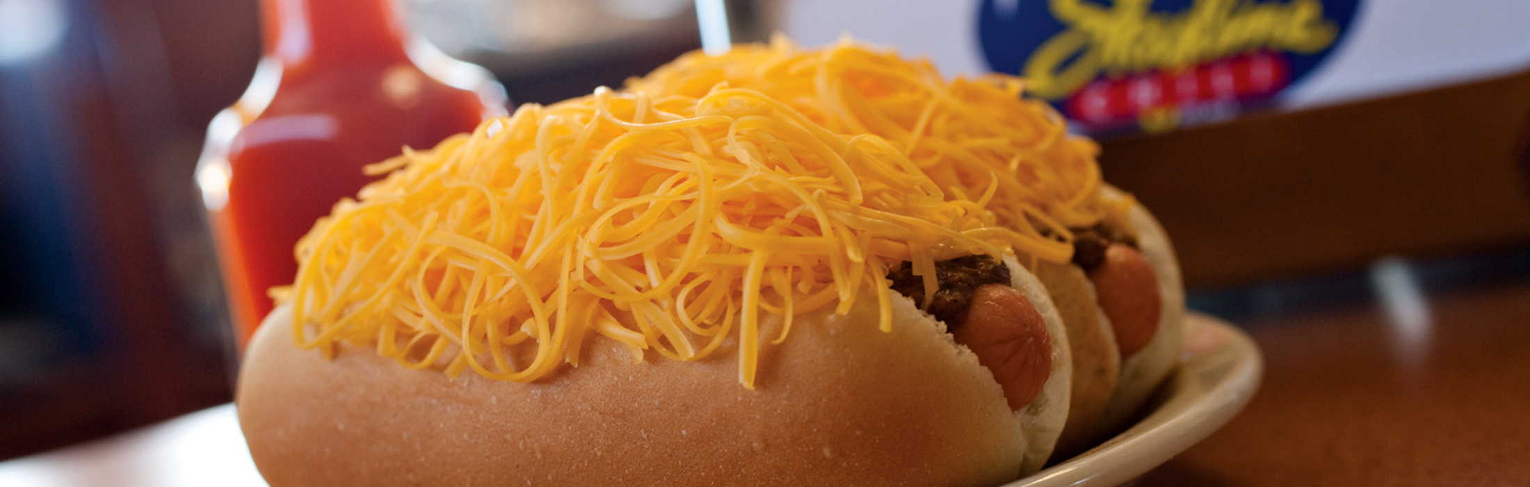 Skyline Chili Cheese Coneys